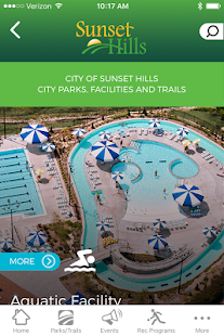 Sunset Hills Parks & Rec- screenshot thumbnail
