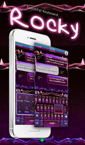 Download Rocky Keyboard Theme APK latest version App by