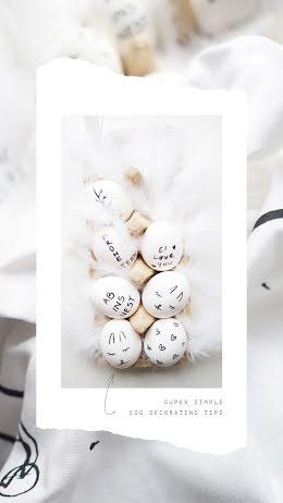 Egg Decorating Tips - Easter item