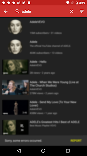 Free Music for YouTube Player - náhled