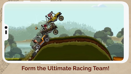 Download Hill Climb Racing 2 Mod APK 1.37.5 (Unlimited Money) Latest 4