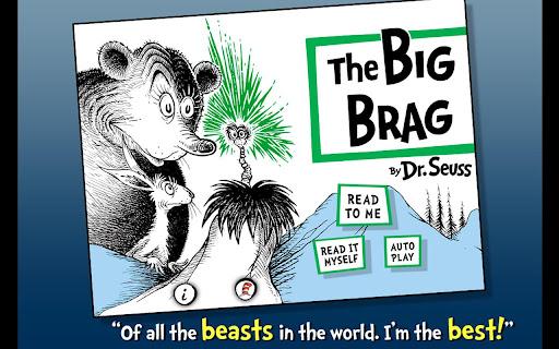 The Big Brag - Dr. Seuss