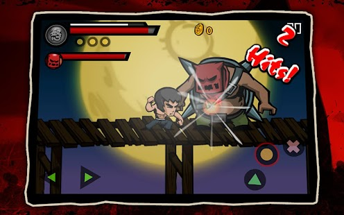 KungFu Warrior- screenshot thumbnail