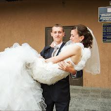 Wedding photographer Aleksandra Klincova (Klinsova). Photo of 27.06.2014