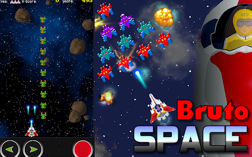 Bruto Space- screenshot thumbnail