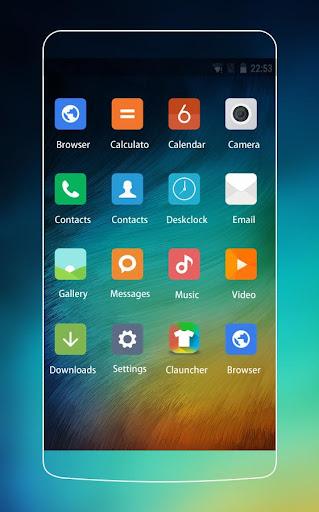 Theme for Redmi 3s+ HD 2.0.50 screenshots 2