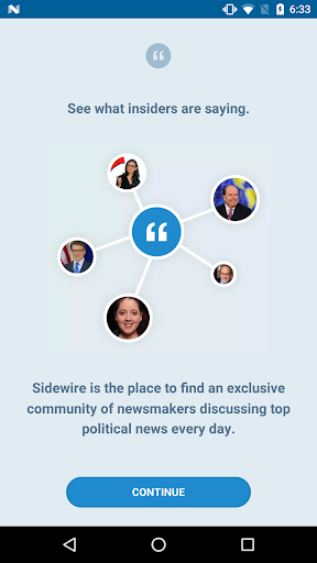 玩免費新聞APP|下載Sidewire — Where Experts Chat app不用錢|硬是要APP