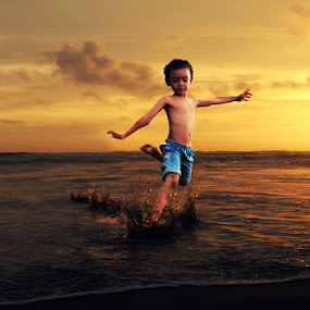 Jump by 3 Joko - Babies & Children Children Candids