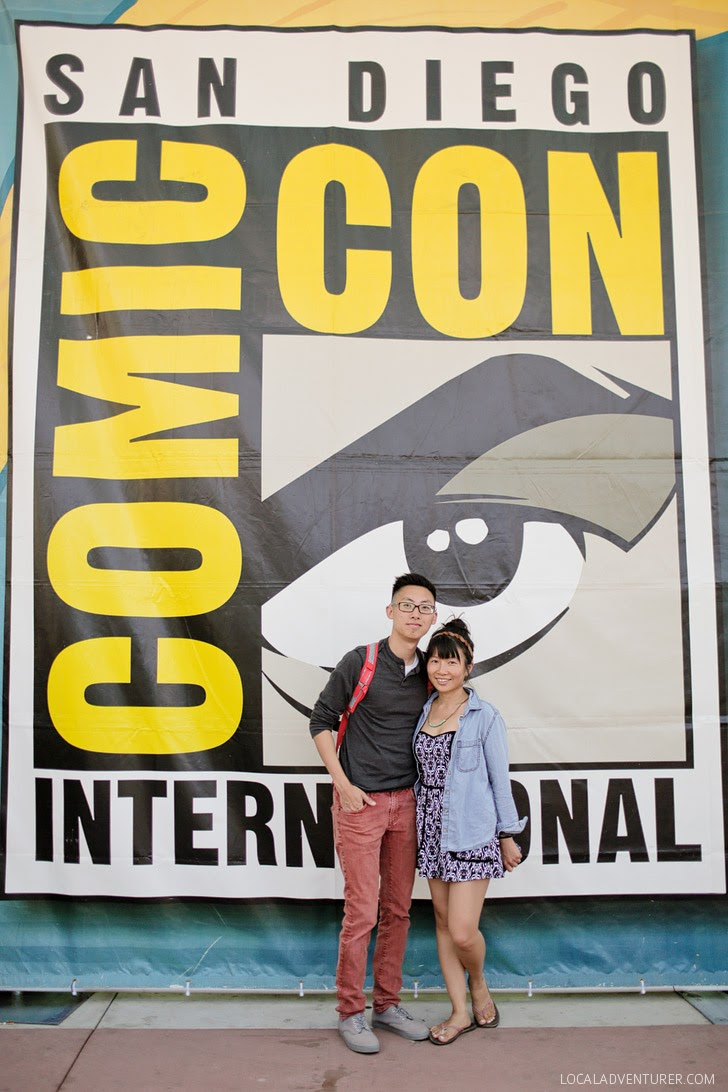 San Diego Comic Con International 2015.