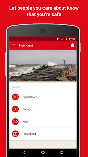 Hurricane - American Red Cross- screenshot thumbnail