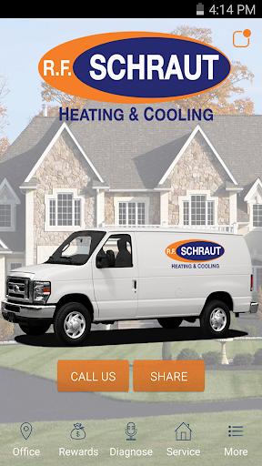 RF Schraut Heating Cooling