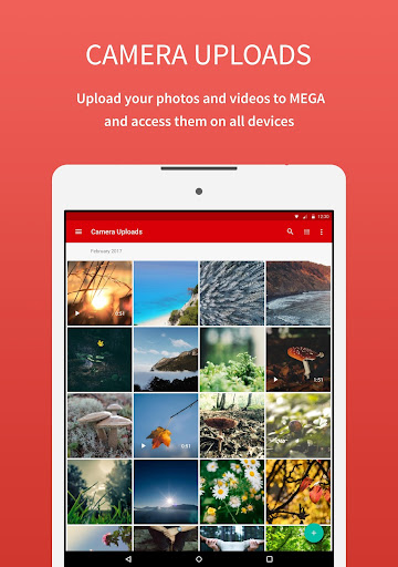 MEGA app (apk) free download for Android/PC/Windows screenshot