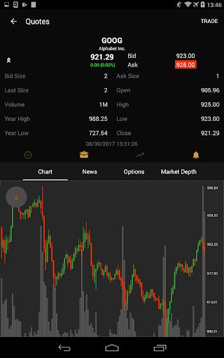 ETNA Trader Mobile screenshot 10