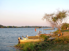 Photo: Chobe river in Kasane