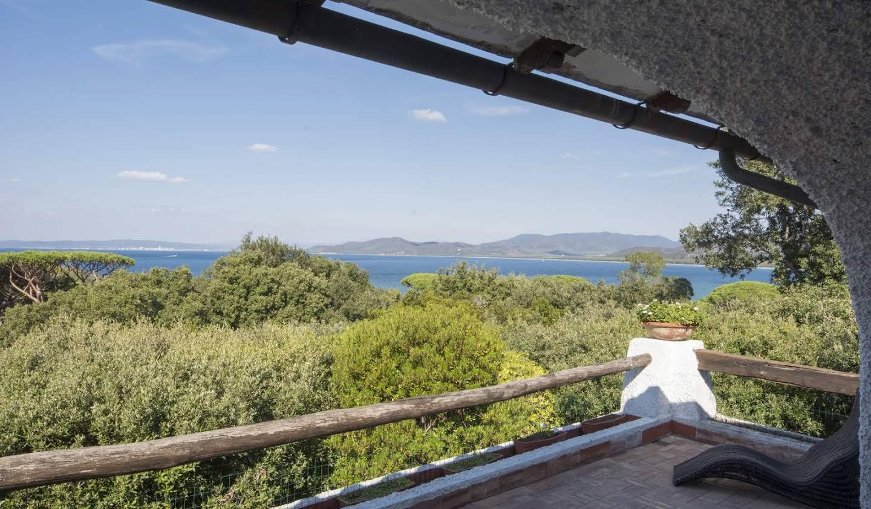 Villa avec jardin et terrasse Punta Ala