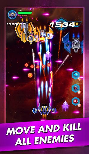 Galaxy Sky Shooter: Space Phoenix Hawk Attack 1.5 screenshots 5