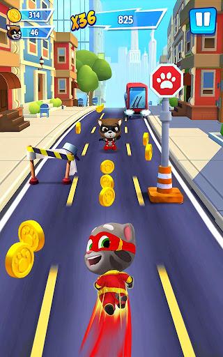 Talking Tom Hero Dash - Run Game 1.6.0.925 screenshots 10