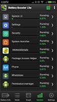 Screenshot of Battery Booster (Full)