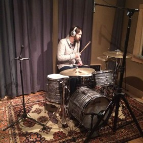 Glyn Johns drum recording method