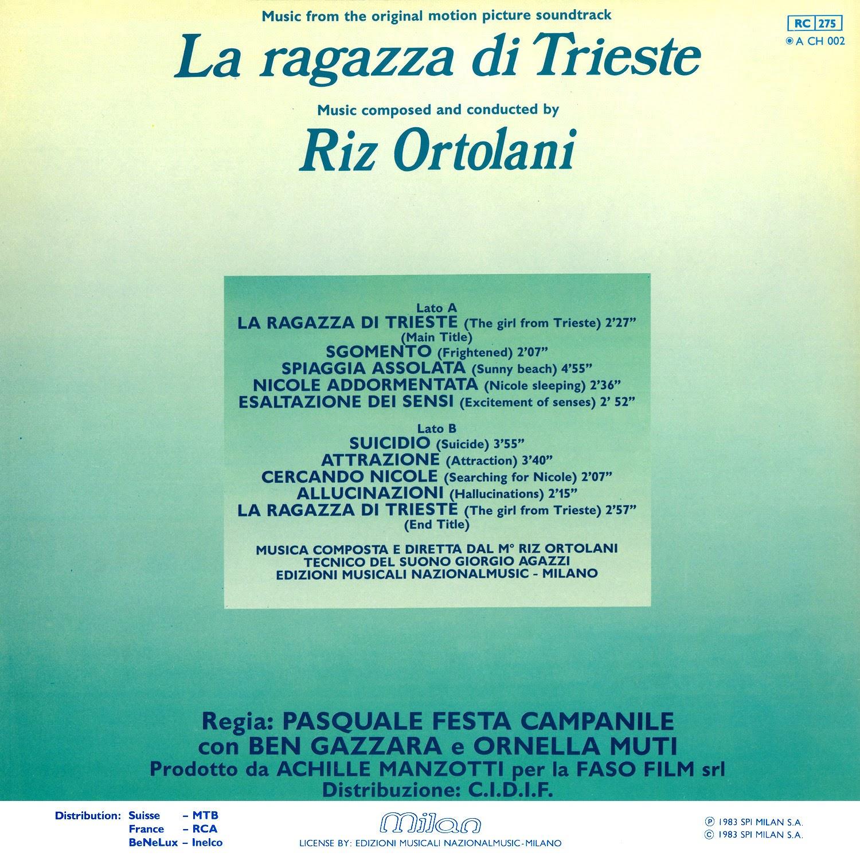 Riz Ortolani