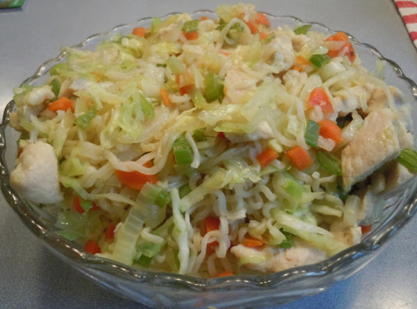 Quick Chicken And Noodle Stir Fry Recipe