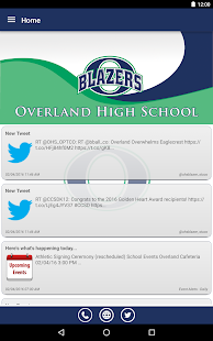 Overland High School- screenshot thumbnail