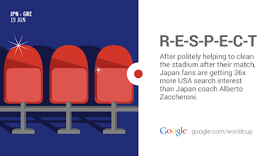 Photo: This country keeps it clean. Literally. #GoogleTrends