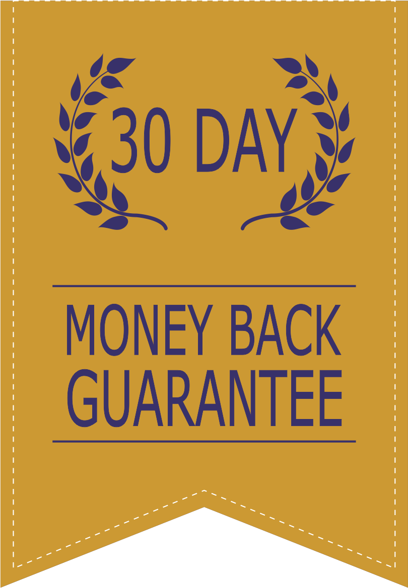 Money Back Guarantee Oracloo