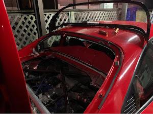 MR2 SW20 5型 GT ワイド3ナンバー公認のカスタム事例画像 もっちぃ@DIYの変態(むしろただの変態)さんの2020年01月02日12:17の投稿