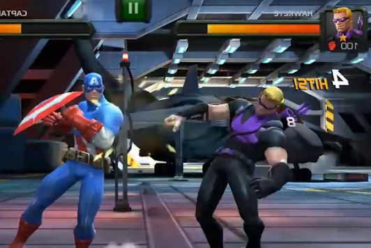 Game MARVEL TricK : Contest of Champions