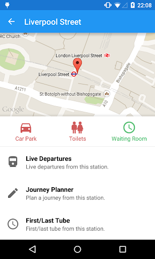 London Tube Live Pro screenshot 3
