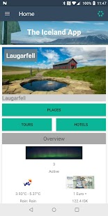 Iceland Ringroad App: Guide, Map & Tours - náhled