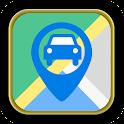 GPS Car Parking™ - Park & Navigate using Compass icon