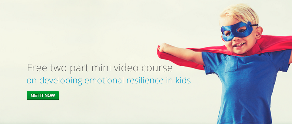 Mini Video Course - Free Resources for Parents - Parenting Tips to Help your Child with Anxiety