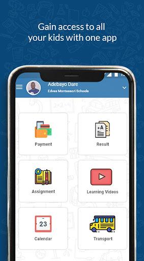 Edves Mobile App screenshot 3