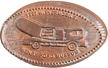 Photo: Wienermobile penny