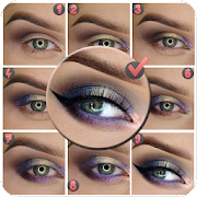 Eye Makeup Step by Step DIY