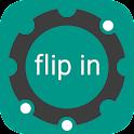 Flip in icon