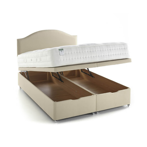 Myers Broadway Natural 1600 Ottoman Bed