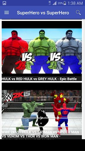 SuperHero VS SuperHero for PC