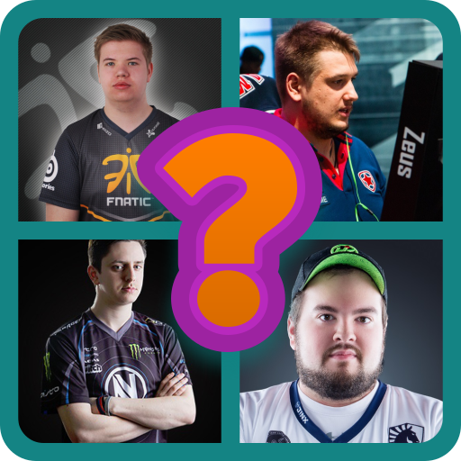 Guess The CS:GO players