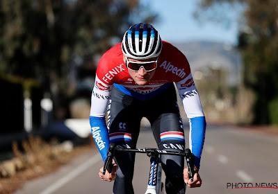 """Mathieu van der Poel wil in de Strade Bianche beter doen dan vorig jaar: """"Het parcours ligt mij wel"""" en """"De beste zullen voorin zitten"""""""