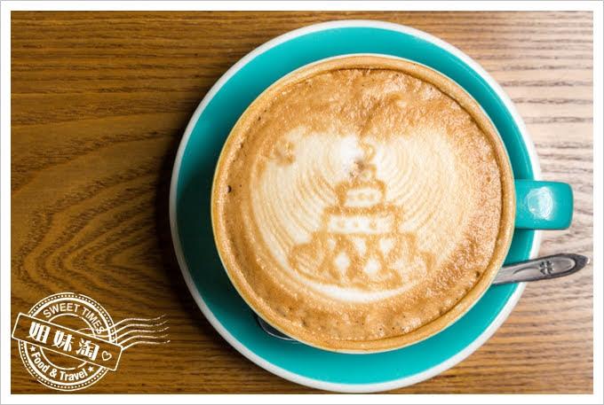 義食光拿鐵咖啡