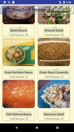 Bean Salad Recipes 5.0 screenshots 1