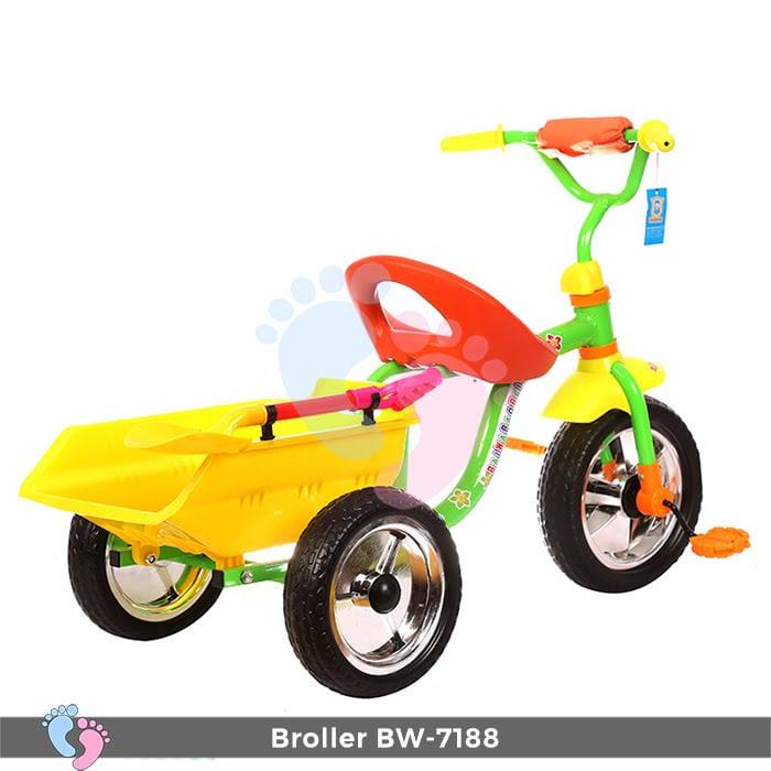 Xe đạp trẻ em 3 bánh Broller XD3-7188 3