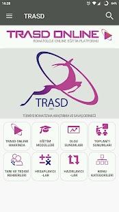 TRASD ONLINE - náhled