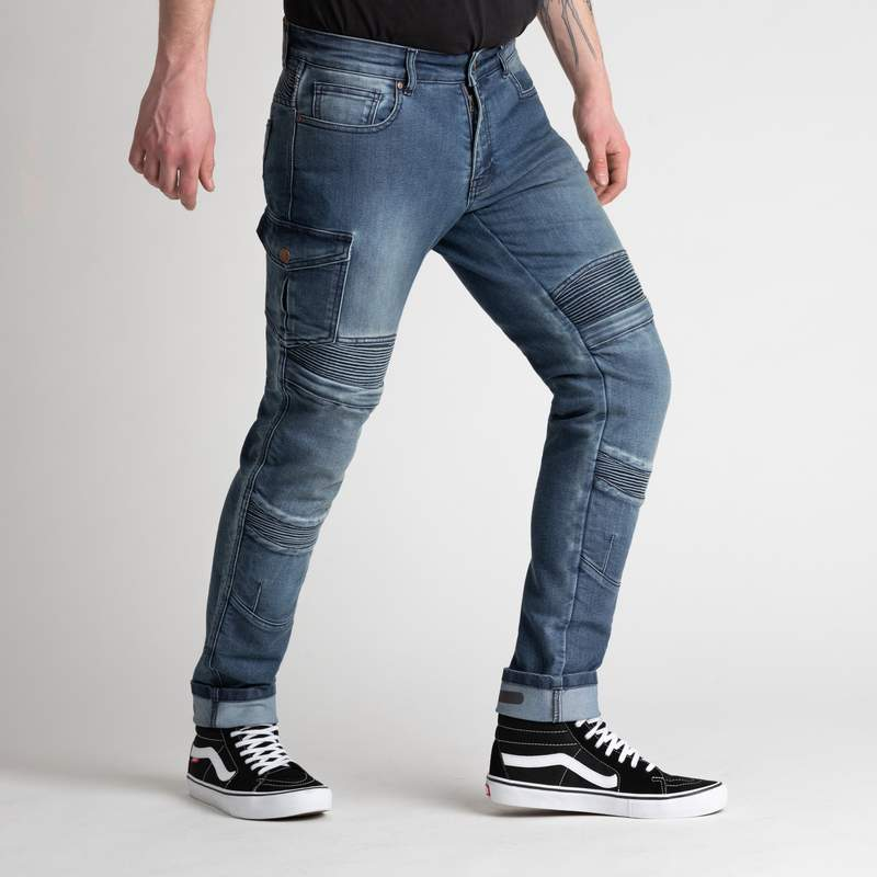 Broger Ohio Jeans (washed blue)