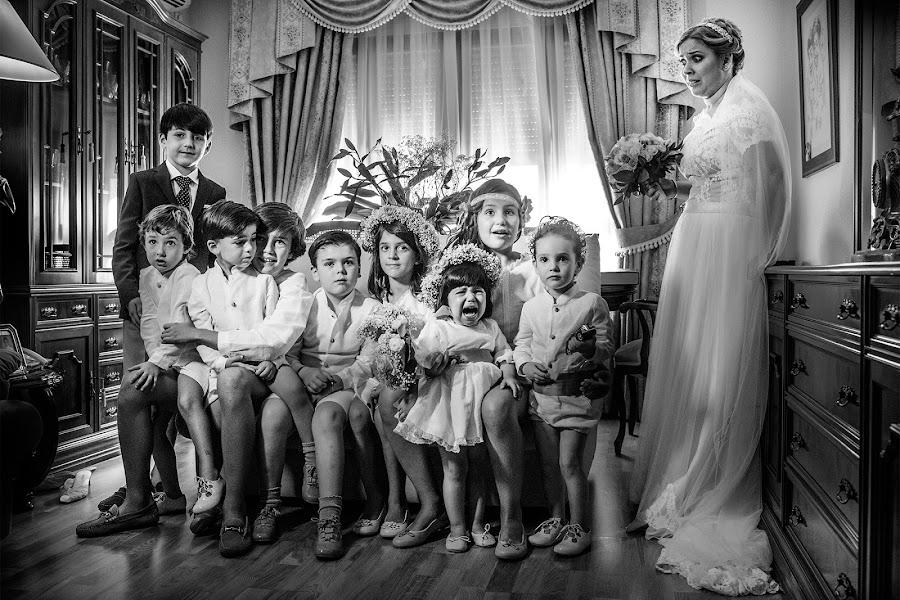 Wedding photographer Iñaki Lungarán (lungarn). Photo of 05.04.2016