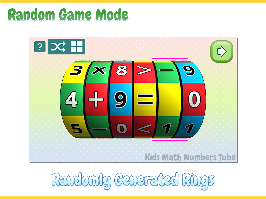 Kids Math Numbers Tube- screenshot
