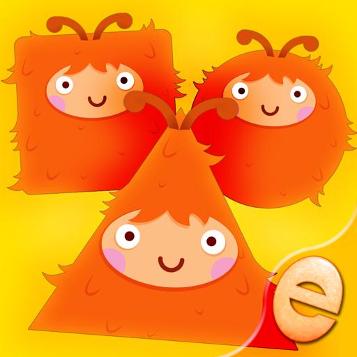 私に聞いて!形や色無料 教育 App LOGO-APP開箱王